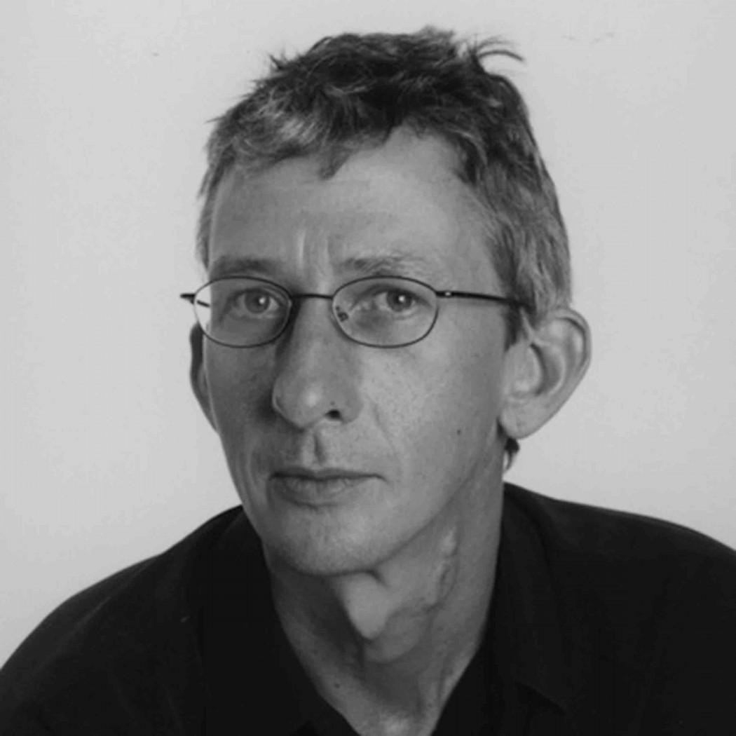 Head shot photograph of John Rodgers