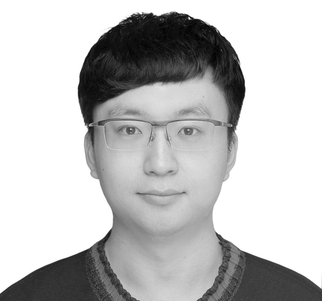 Head shot of Wang Shuai